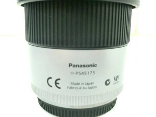 カメラレンズのPanasonic