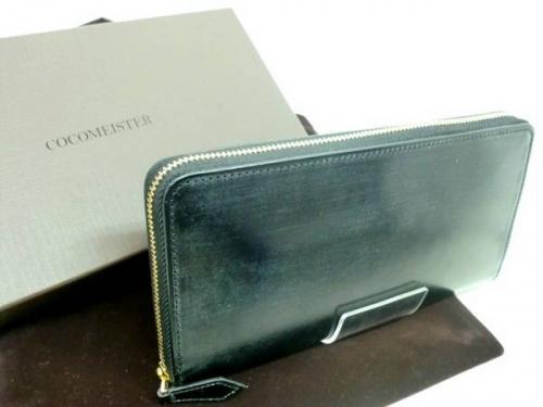 メンズファッションの長財布