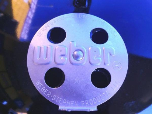 WeberのBBQ用品