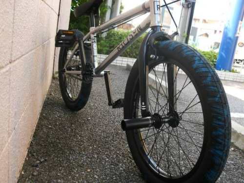 BMXのWE THE PEOPLE