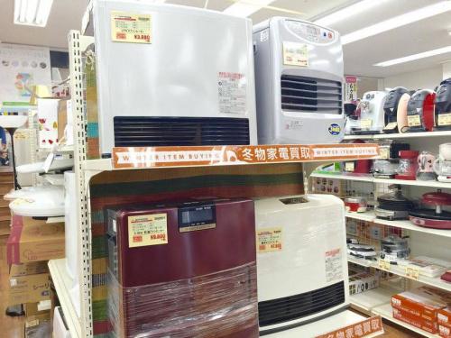 暖房家電のバルミューダ