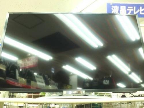 気化式加湿器の3D対応液晶テレビ