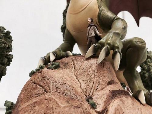 Disney Dragonkindのマレフィセント