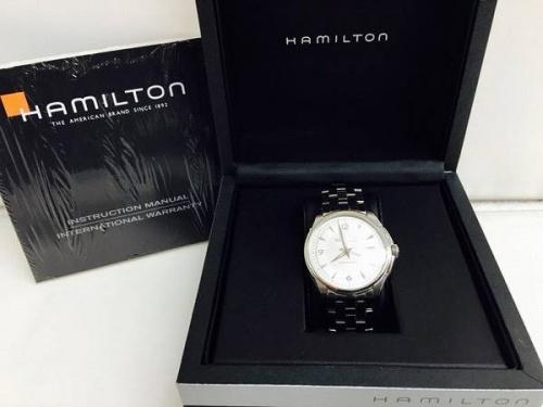 腕時計のハミルトン