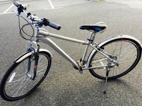 スポーツ用品のクロスバイク