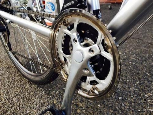 自転車のASAHI