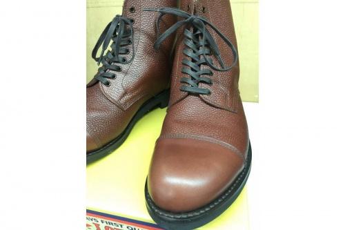 ブーツのLONE WOLF BOOTS