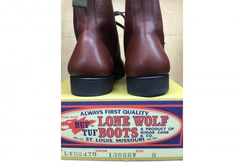 LONE WOLF BOOTSの買取