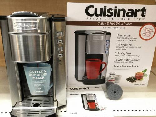 生活家電のコーヒーメーカー