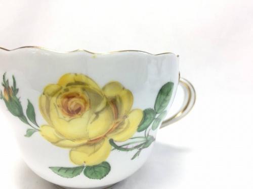 洋食器のカップ&ソ−サー