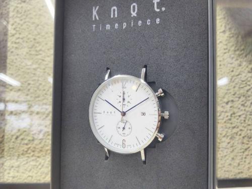 腕時計のKnot