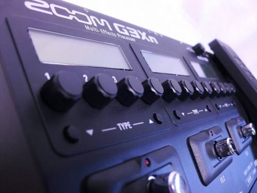 楽器のエフェクター