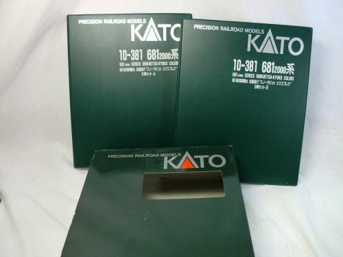 NゲージのKATO