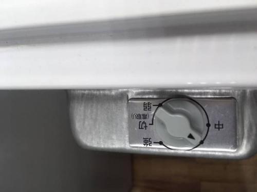 冷凍庫のハイアール