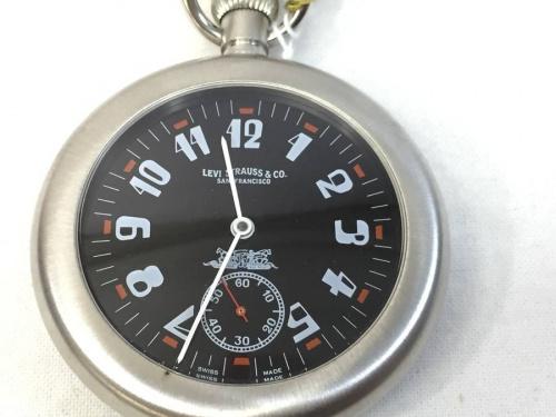 懐中時計のリーバイス