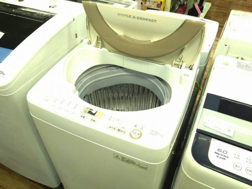 洗濯機の家電買取 松戸