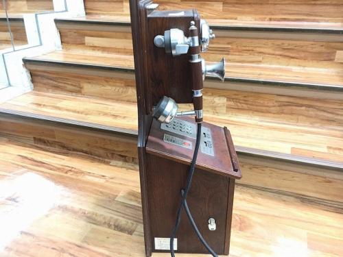 電話機の昭和レトロ