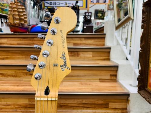 ストラトキャスターのエレキギター