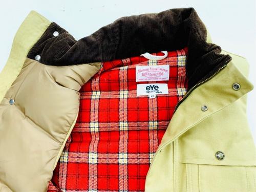 eye  JUNYA  WATANABE  CdG  MAN × FILSONの衣類買取 松戸