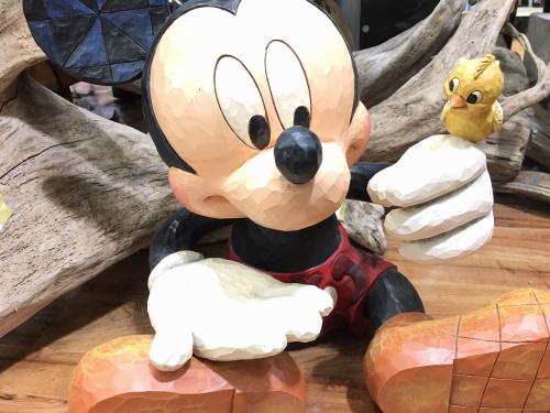 Disneyの置物