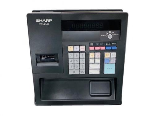 電子レジスタのSHARP