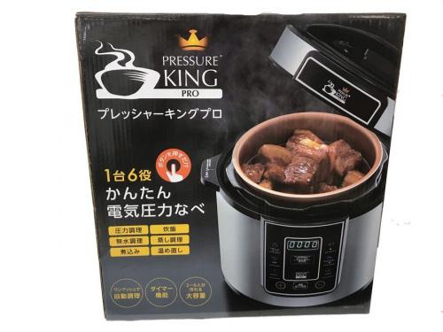 キッチン家電の電気圧力鍋