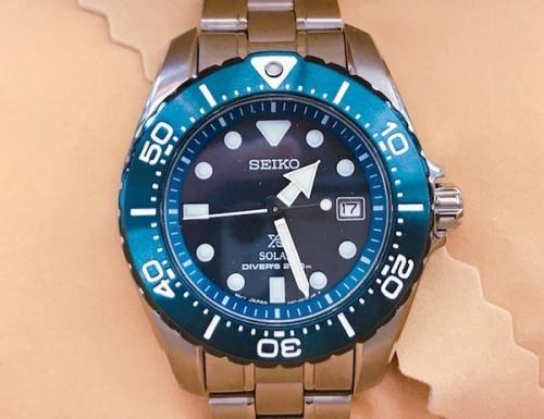 トレファク 千葉 腕時計のソーラー