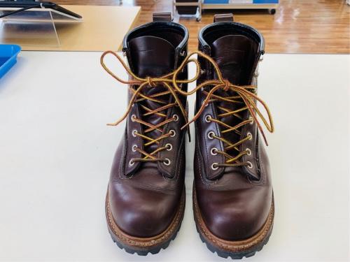 ブーツのRED WING レッドウィング