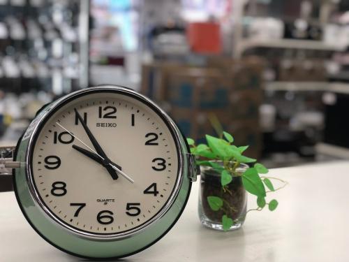 デザイン生活家電の掛時計