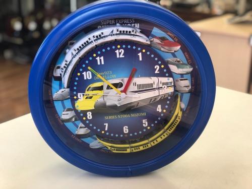 デジタル家電の掛け時計