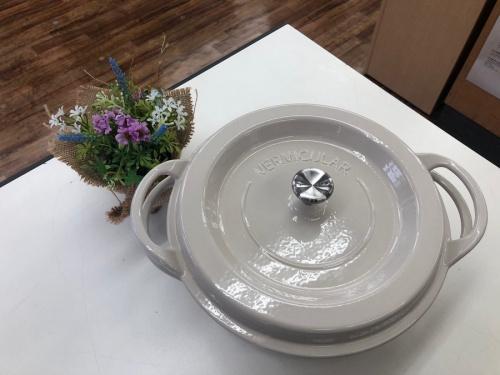 鍋の両手鍋