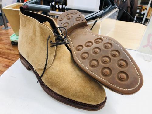 ブーツのMEERMIN