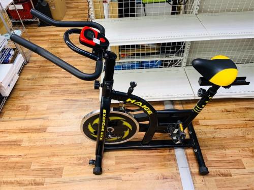 トレーニングギアのフィットネスバイク