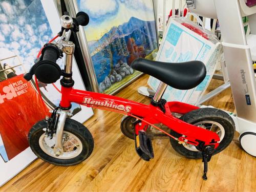 自転車のへんしんバイクS