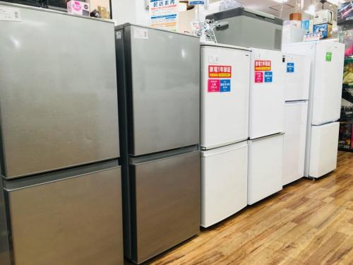 冷蔵庫の白物家電