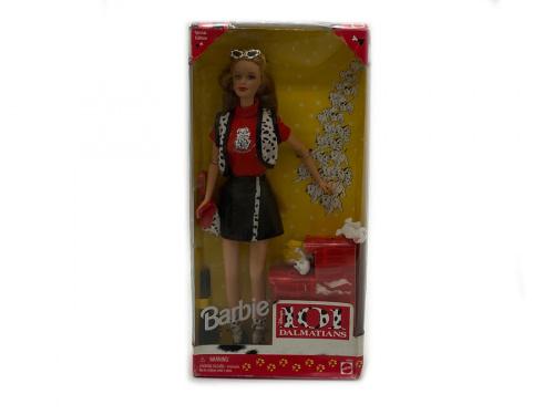 ホビーのバービー人形