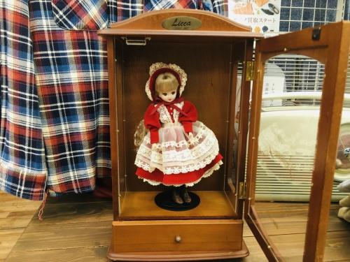リカちゃんの人形
