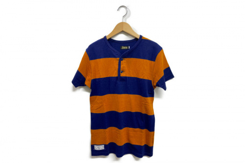 メンズファッションのヘンリーシャツ