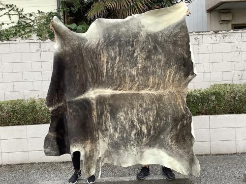 インテリアの牛革
