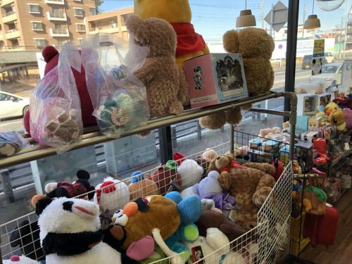 おもちゃ買取の松戸店