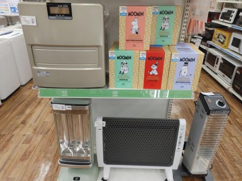 暖房器具の中古