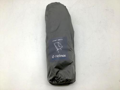 Helinox×NIKE  ヘリノックス ナイキのアウトドアチェア