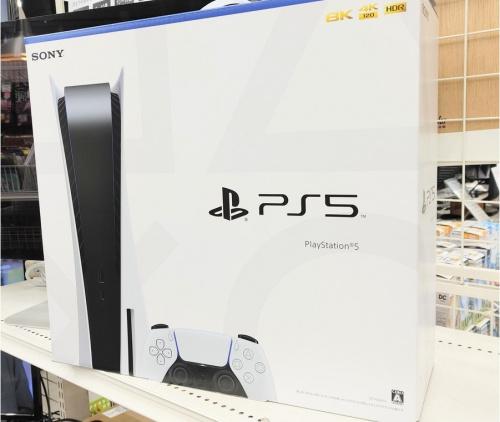 ゲーム機のPlayStation5