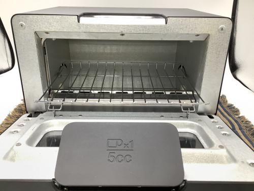 トースターのオーブントースター