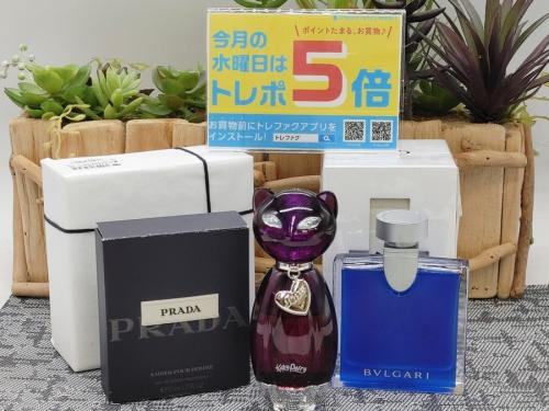 香水のフレグランス