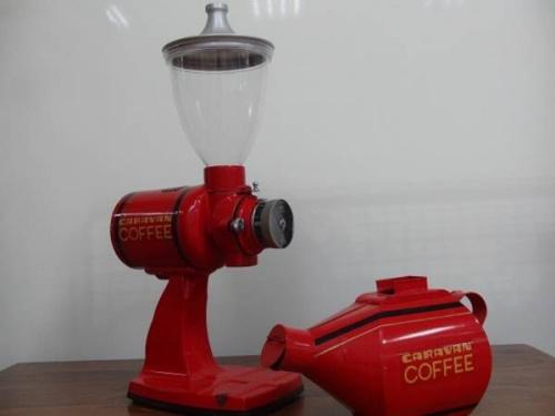 コーヒーミルのFUJI