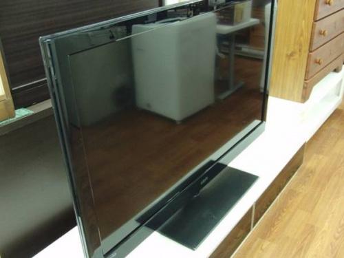 液晶テレビの液晶モニター