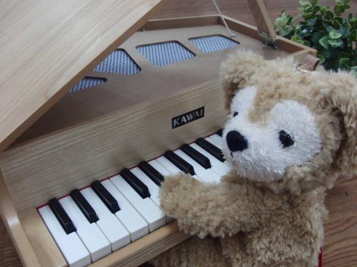楽器・ホビー雑貨のピアノ