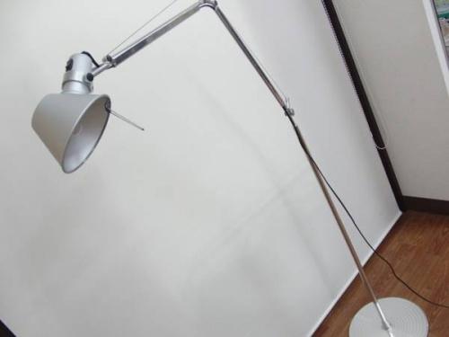 照明のバロンチェア