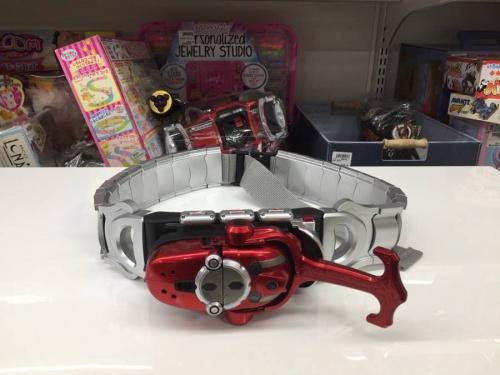 玩具の仮面ライダー